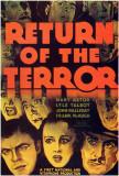 Return of the Terror Masterprint