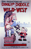 Wild West Masterprint