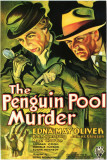 Penguin Pool Murder Masterprint