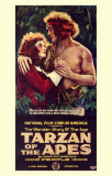 Tarzan of the Apes Masterprint