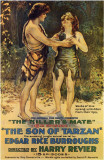 Son of Tarzan Masterprint