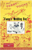 Fanny's Wedding Day Masterprint