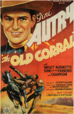 Old Corral Masterprint