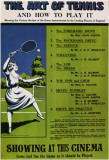 Art of Tennis and How to Play It Tryckmall