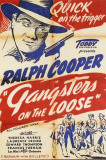 Gangsters on the Loose Masterprint