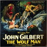 Wolf Man Masterprint