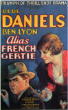 Alias French Gertie Masterprint