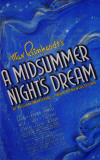 A Midsummers Night's Dream by William Shakespeare, Masterprint