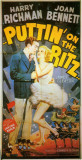 Puttin' on the Ritz Masterprint