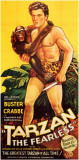 Tarzan the Fearless Masterprint