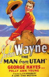 Man from Utah Masterprint