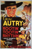 Rootin' Tootin' Rhythm Reprodukcja arcydzieła