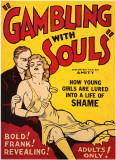 Gambling With Souls Masterprint
