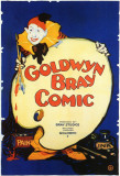 Goldwyn Bray Comic Masterprint