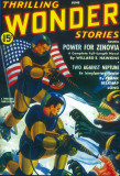 Thrilling Wonder Stories Masterprint