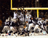 Adam Vinatieri - Game Winning Field Goal 2001 Divisional Playoffs vs. Raiders Photo