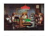 Hilfebedürftiger Freund Kunstdrucke von Cassius Marcellus Coolidge