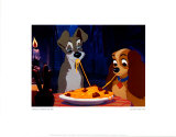 Bella Notte (Lady and the Tramp) - ©Disney Láminas