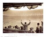 Baseball Stadium Kunst