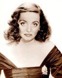 Bette Davis, Poster Card