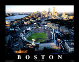 Boston&#160;: match All Star Game &#224; Fenway Posters par Mike Smith