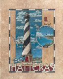 Cape Hatteras Art by Maria Donovan