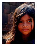 Cambodian Princess Photographic Print by  Manta Vision
