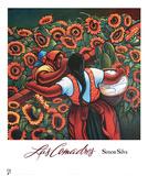 Las Comadres Posters af Simon Silva