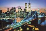 Die Stadt, die niemals schläft Poster