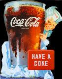 Coca-Cola, Have a Coke Posters