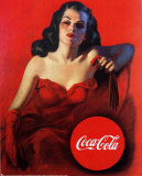Coca-Cola Kunstdrucke