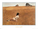 Christina's World Posters by Andrew Wyeth
