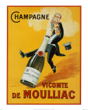 Champagne Posters