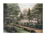La casa Devries Pósters por Betsy Brown