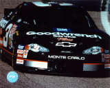 Dale Earnhardt Car Shot - Front View Photo