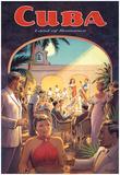Kuba: Land der Romantik (Kleinformat) Kunstdrucke von Kerne Erickson