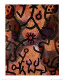 Flora Di Roccia, 1947 Lámina por Paul Klee