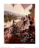 First Time I Saw Paris Prints by Christa Kieffer