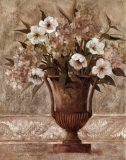 Estate Floral II Art by Carol Robinson