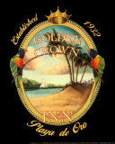 Golden Crown Inn Poster by Catherine Jones