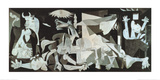 Guernica, vers 1937 Affiches par Pablo Picasso
