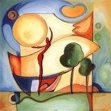 Joie au soleil I Posters par Alfred Gockel
