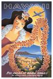 Hawaii Kunstdrucke