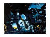 Idylle Atomique Plakater av Salvador Dalí