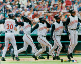 Ken Griffey, Jr. - 400th Home Run Multi-Exposure Photo