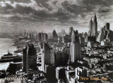 Manhattan New York, 1931 Print