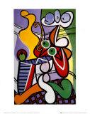 Pablo Picasso - Zátiší s aktem, c. 1931 Umění