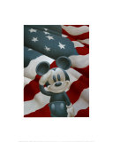 Mickey Salutes America Posters