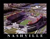 Nashville - Tennessee Titans Plakat