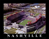 Nashville - Tennessee Titans Poster